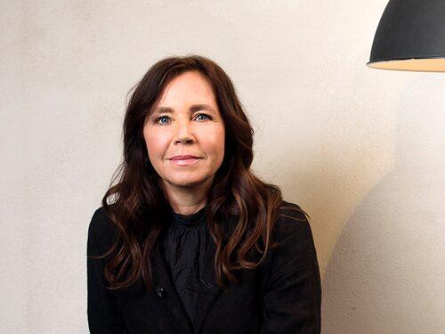 Barnpsykolog Malin Bergström.