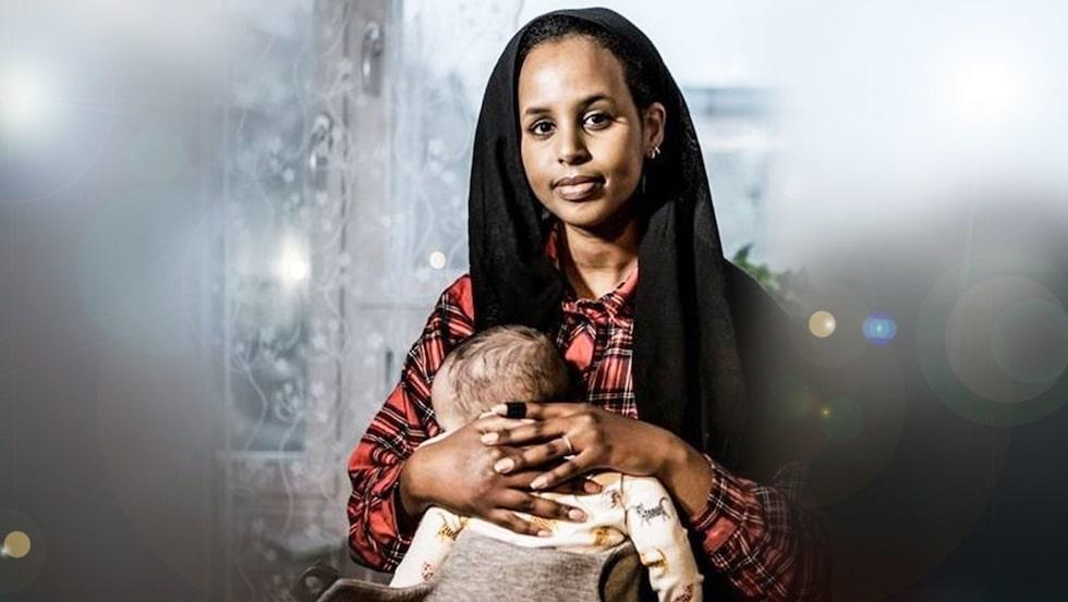 Bilan Osmo, journalist på Expo, vill att hennes son aldrig ska behöva vara rädd.