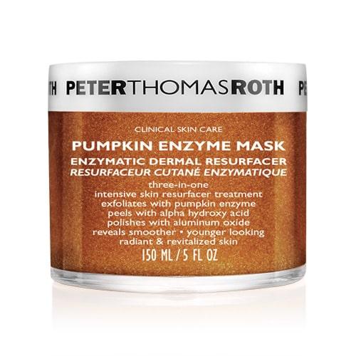 Ansiktsmask som hjälper till att sudda pigmentfläckar från Peter Thomas Roth.
