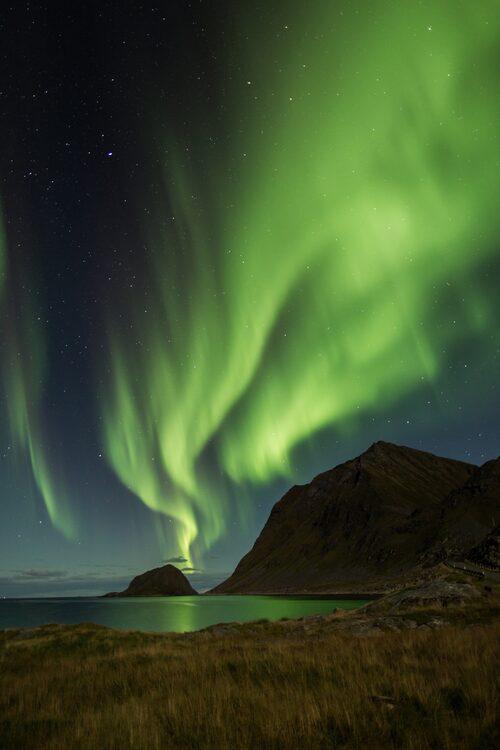 Norrsken och andra naturupplevelser lockar.