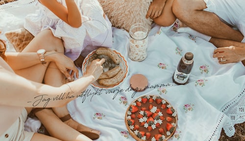 Det kan bli mycket picknickar i sommar!