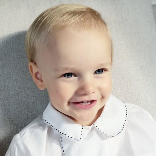 Prins Gabriel, 3, är inte längre lillebror!