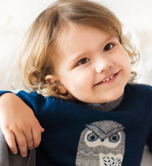 Prins Alexander fyller fem år den 19 april.