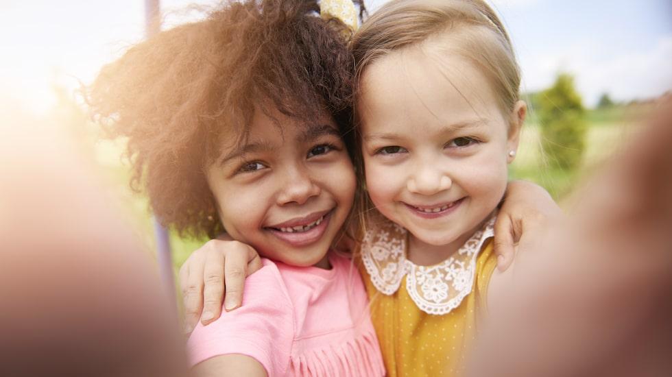 När bästisen ska sluta på förskolan, får man vara ledsen då?