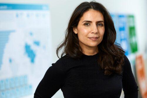 Susanne Mikhail Eldhagen är ny chef på UN Women för Nordafrika, Mellanöstern och Gulfen.