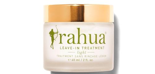 Lätt och vårdande leave-in behandling,  Rahua. Klicka på bilden och kom direkt till produkten.