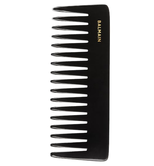 Bredtandad kam, Hair texture comb, Balmain. Klicka på bilden och kom direkt till produkten.