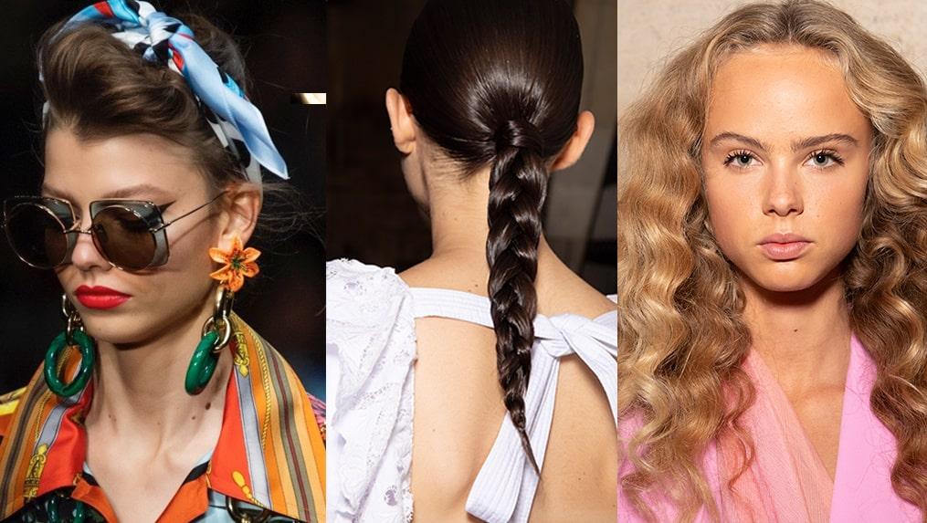 Frisyrer och hårtrender sommaren 2020 – här är din kompletta guide!