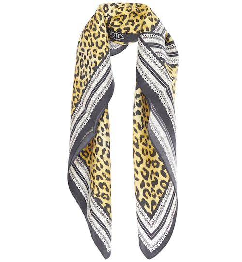 Ophelia silk scarf, Notes du Nord. Klicka på bilden och kom direkt till scarfen.