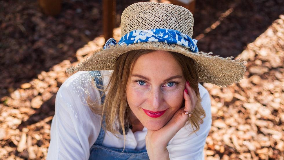 Malin Persson, programledare för SVT:s Trädgårdstider, ger sina bästa odlingstips
