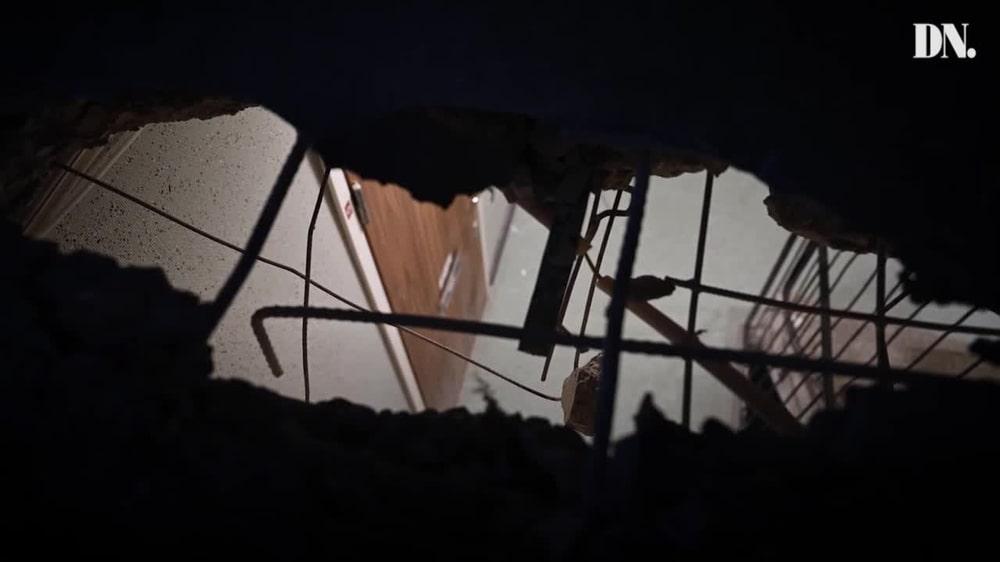 70 personer fortfarande evakuerade efter explosionen i Kista