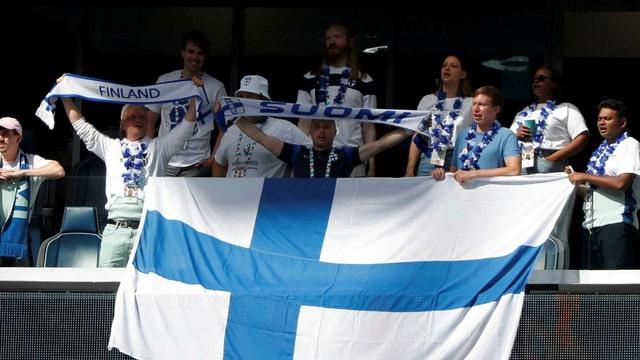 """Finland föll i svettig rysskamp – """"men vi har bastun, brännvinet och yxan"""""""