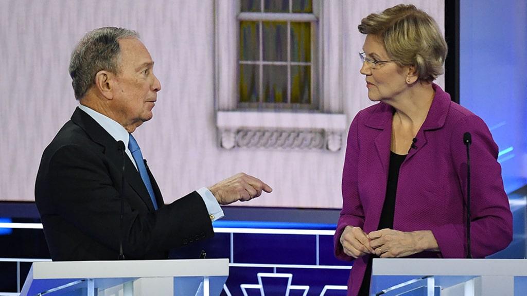 Björn af Kleen: Bloombergs debut i debatten måste betraktas som katastrofal