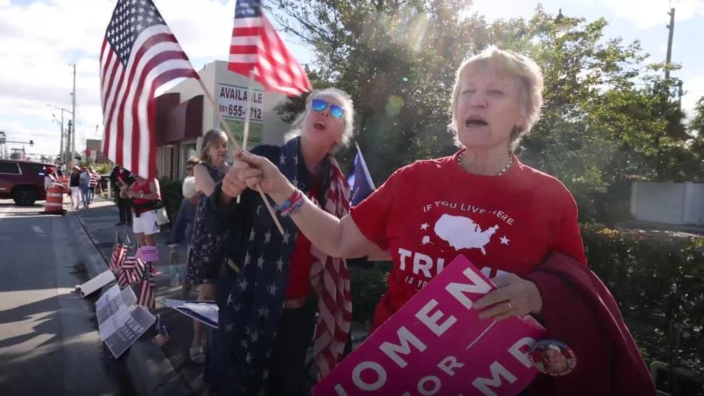 Så behåller Trump kontroll över högern – med Florida som bas