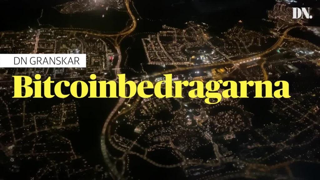 DN avslöjar: Här är bitcoinbedragarna som lurar svenska pensionärer på allt de äger