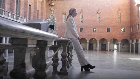 Anna Konig Jerlmyr M Om Coronapandemin I Stockholm Dn Se