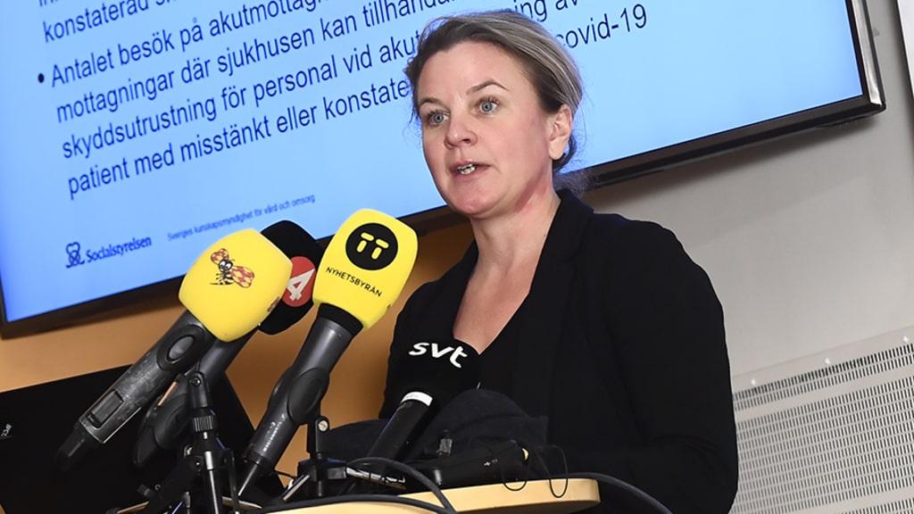 Statsepidemiologen: Ingen screening på svenska flygplatser