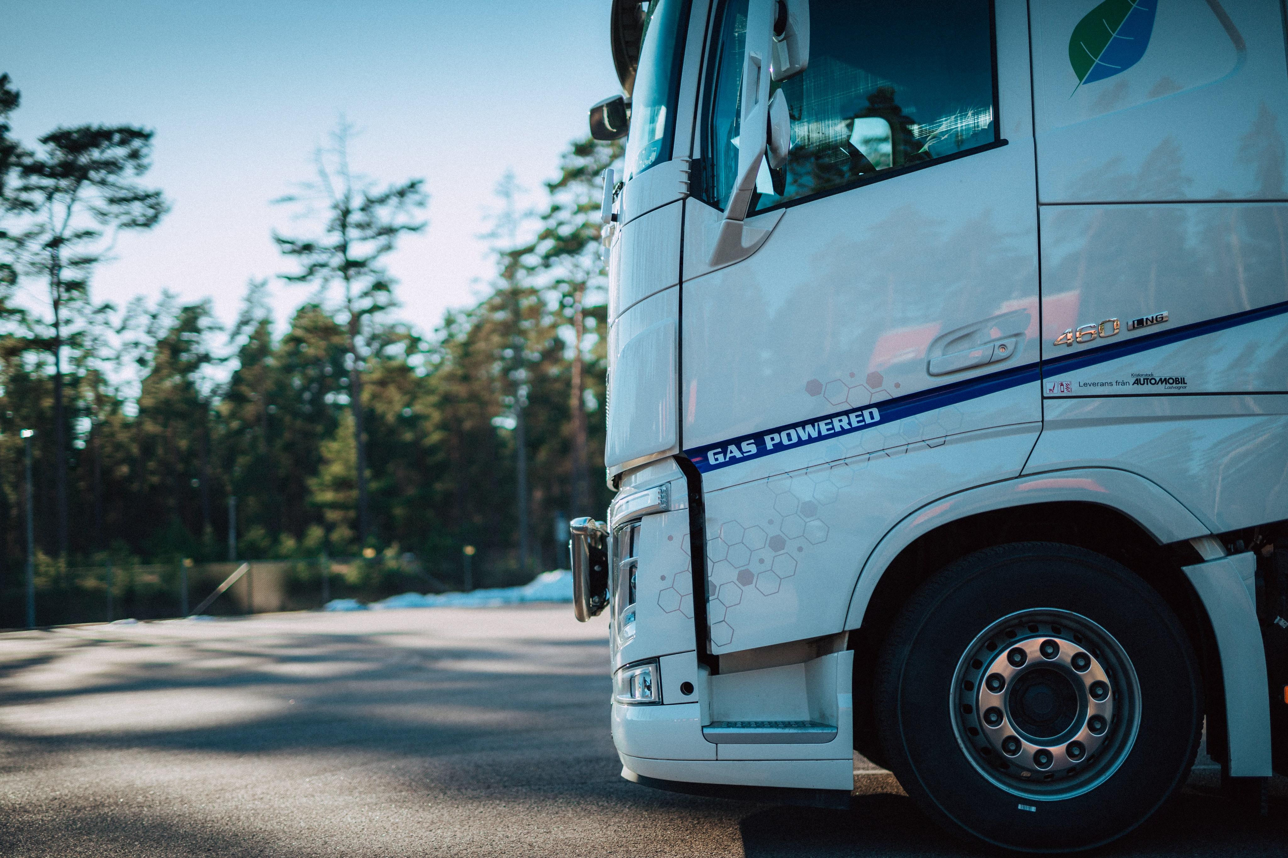 Använd Klimatklivet: Få kostnadsfri hjälp med att investera i en gaslastbil