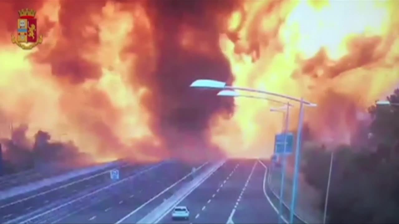 Goteborg tva skadade i explosion