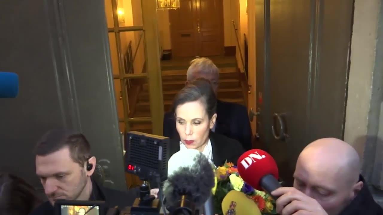 Ständiga sekreterarens assistent lämnar Svenska Akademin