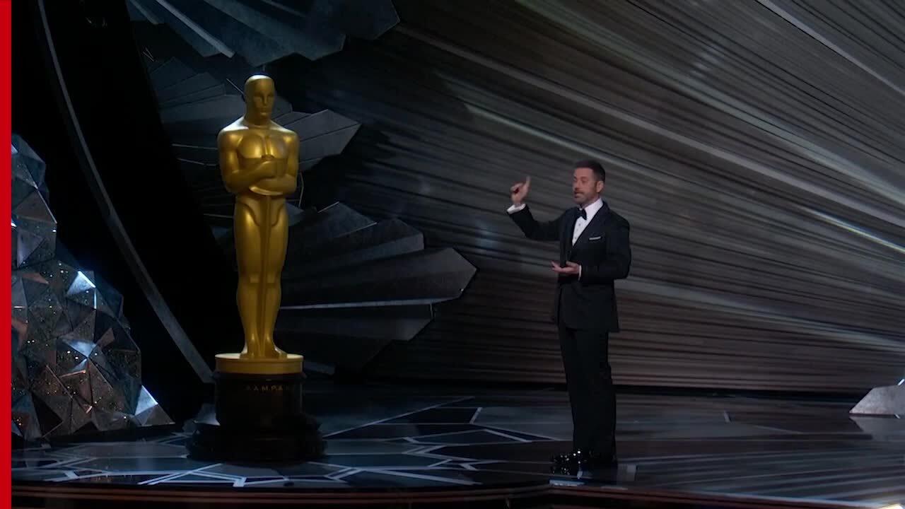 Kimmel oppnade med metoo