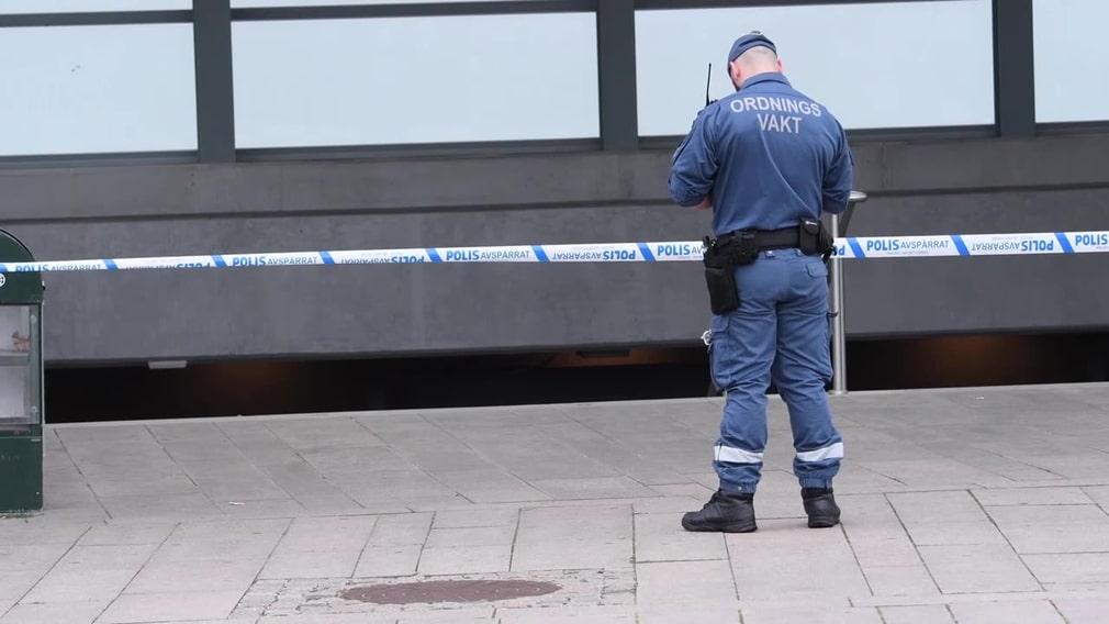 ece49bb0a8db Skottlossning på Malmö centralstation – man skjuten - DN.SE