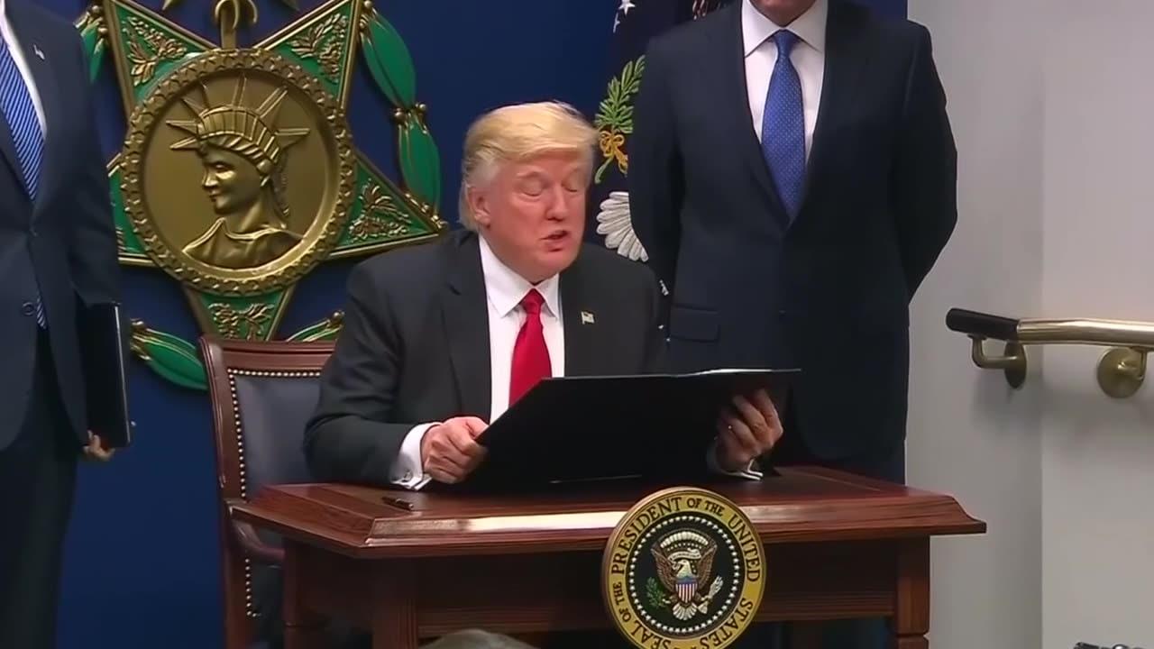 Trumps forbud slar hart mot minoritetsgrupper