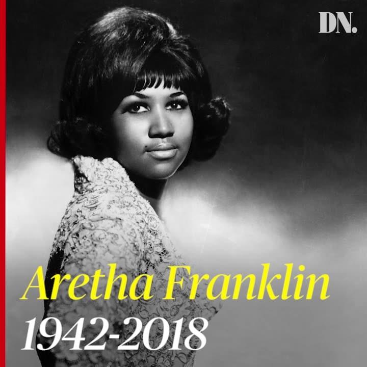 Sångerskan Lisa Nilsson minns sin förebild Aretha Franklin