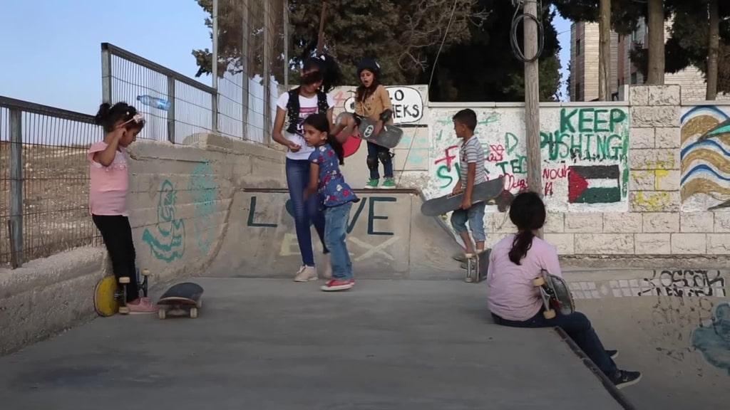 Skejtparken som slår hål på tusenåriga tabun