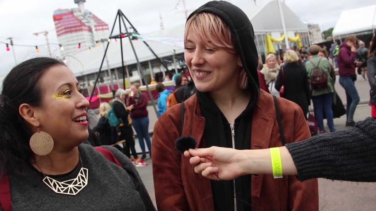 Falkenberg tackar ja till mansfri festival