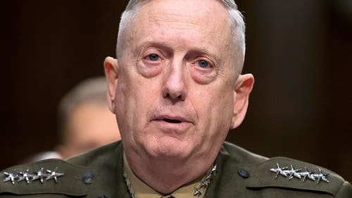 "James ""Mad Dog"" Mattis."