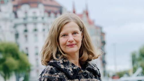Erika Åslund är advokat på Cederquist med många års erfarenhet av fastighetsmarknaden. Hon säger att det är ett bra tryck i branschen, men att det blir svårt att toppa fjolårets rekordnivåer.