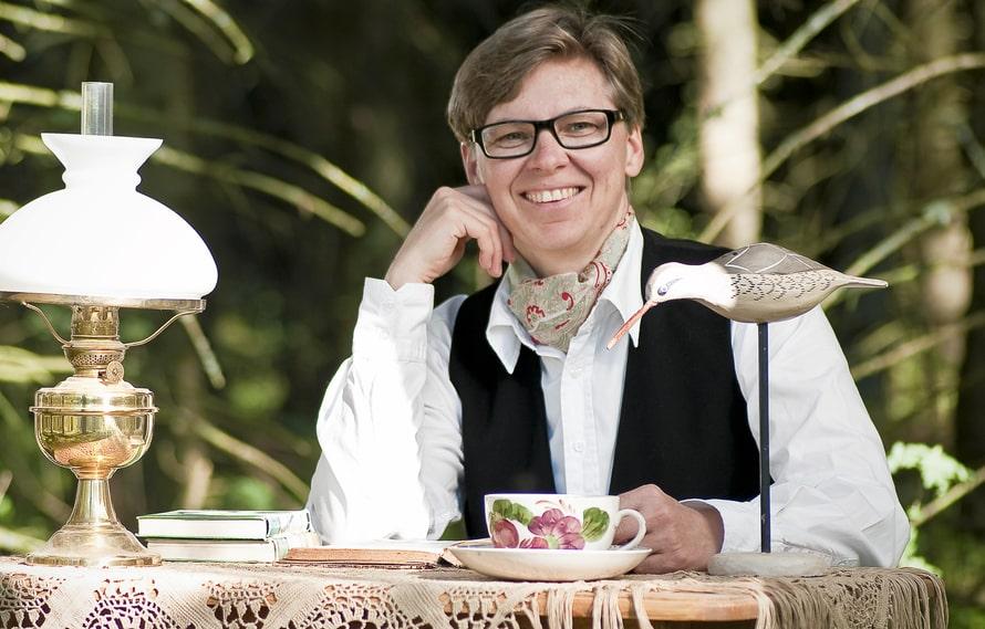 Eva-Stina Byggmästar har hyllats för sin kärlekspoesi, som blivit hennes paradgren.