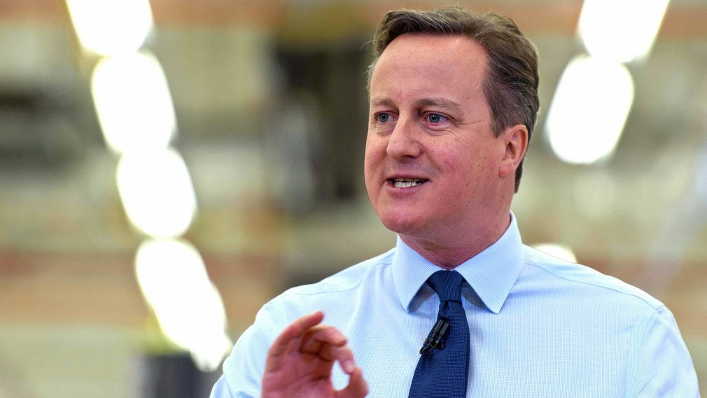 David Cameron säger yes.