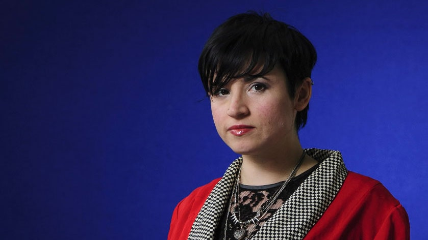Laurie Penny.