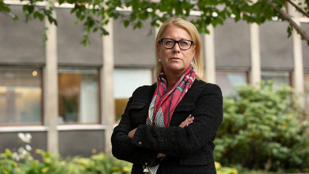 Catharina Elmsäter-Svärd är chef för Sveriges Byggindustrier.