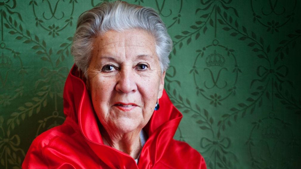 Operasångerskan Kjerstin Dellert är död.