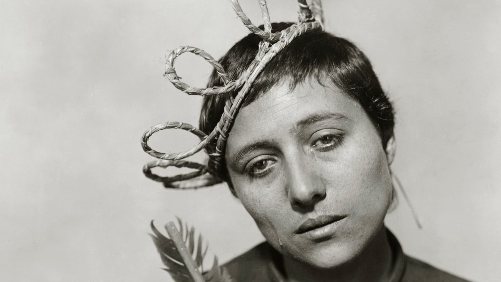"Maria Falconetti, ""The Passion of Joan of Arc"