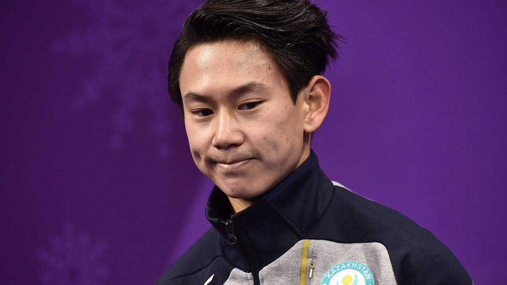 Denis Ten blev 25 år.