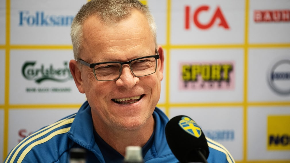 Janne Andersson.