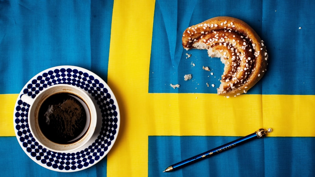"In Sweden, we have something called ""fika""."