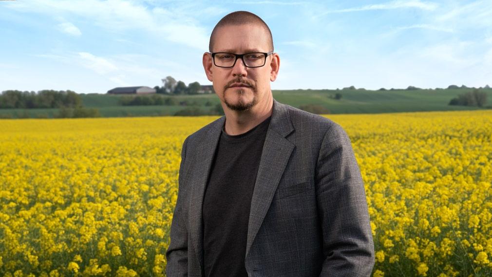 Tobias Broström tonsätter Fröding med kluckande, knackande och kraschande rytmer.