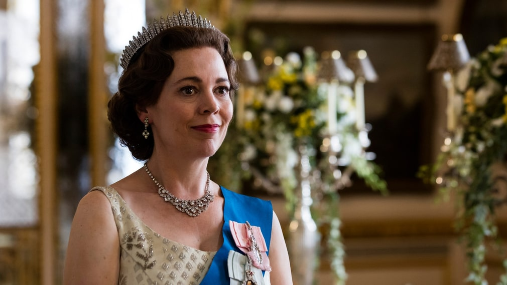 "Lyckat tronskifte: Olivia Colman i ""The Crown 3""."