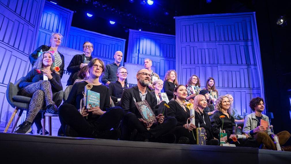 Av de nominerade till Augustpriset är 15 av de 21 författarna kvinnor.