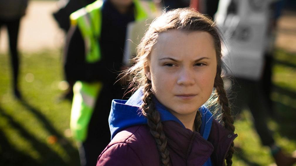 Klimataktivisten Greta Thunberg väcker starka känslor världen över.