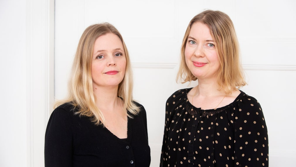 Sociologerna Sara Eldén och Terese Anving, sociologer på Lunds universitet.