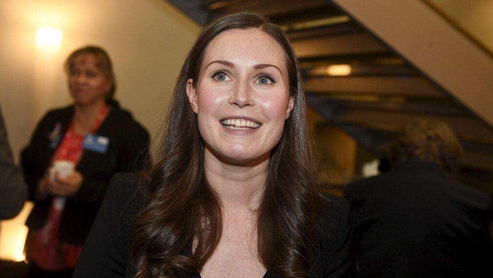 Sanna Marin, 34, förväntas utses till statsminister på tisdagen