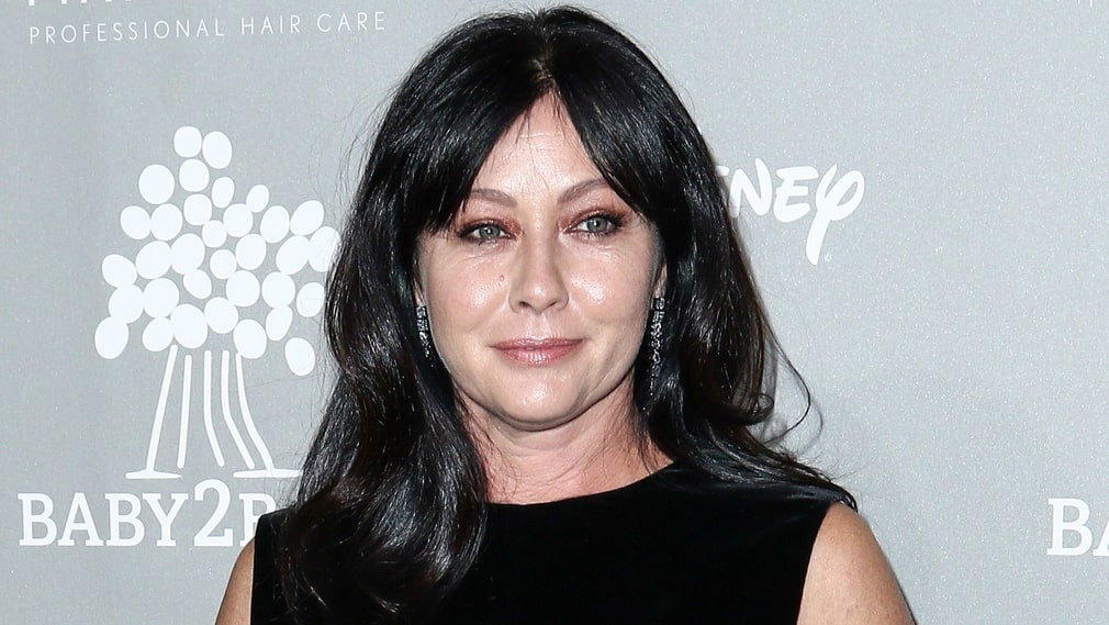 Shannon Doherty.