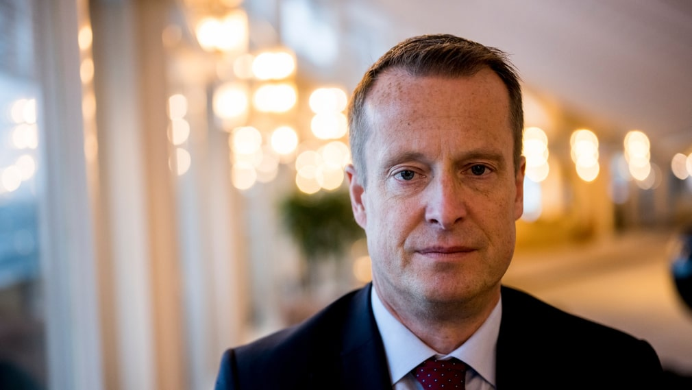 Anders Ygeman (S), digitaliseringsminister.