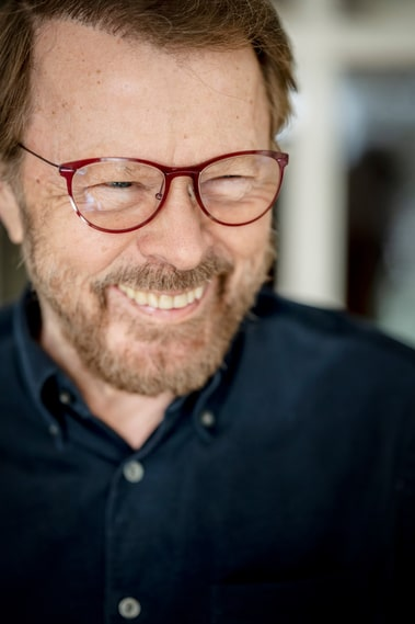 Björn Ulvaeus och his wife Lena are isolated because of the corona virus.